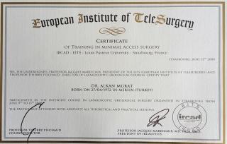 laparoskopi yapan doktorlar